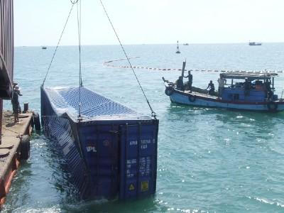 Vụ tàu Trường Hải chìm thiệt hại hơn 60 tỷ đồng