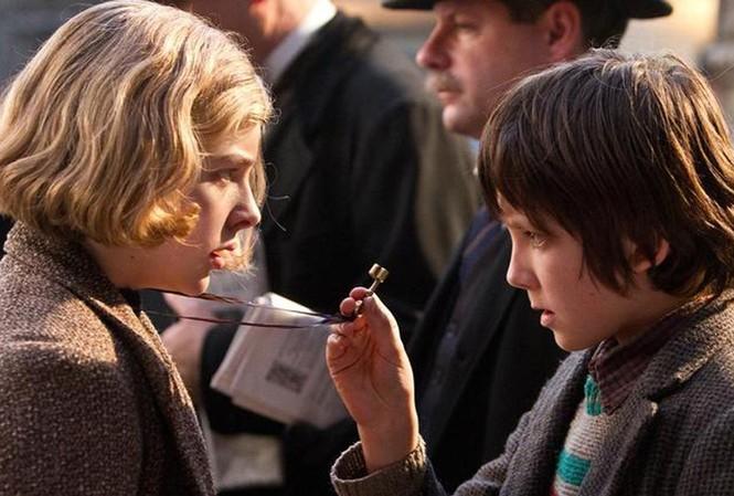 'Hugo' - ứng viên sáng giá Oscar 2012