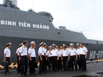Việt Nam - Philippines sẽ đẩy mạnh hợp tác hải quân