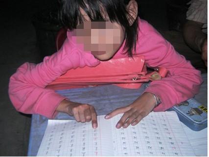 Phụ huynh ép trẻ học chữ trước