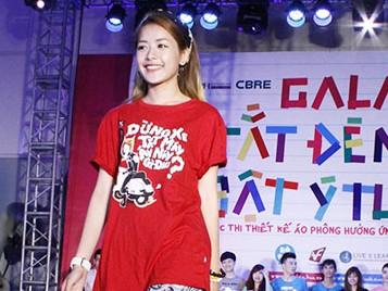Chi Pu, St.319 sắm vai người mẫu vì môi trường