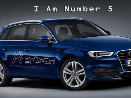 Lộ tân binh Audi A3 g-tron