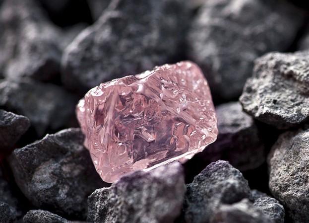 Viên kim cương hồng lớn nhất Australia