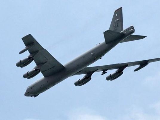 Mỹ điều pháo đài bay B-52 răn đe Triều Tiên