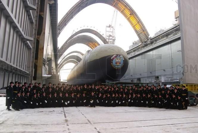 Thêm 'sát thủ câm lặng' nhập Hải quân Nga