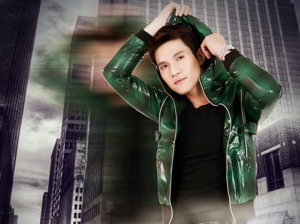 Minh Anh với những shoot hình nam tính