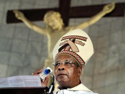 Hồng y Nam Phi gây tranh cãi về tội ấu dâm