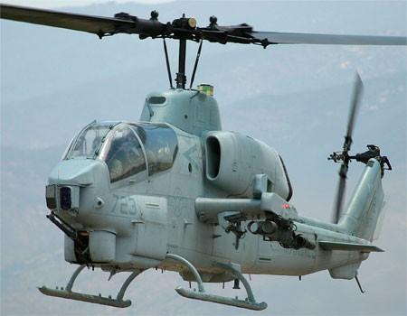 Trực thăng vỡ nát sau khi hạ cánh