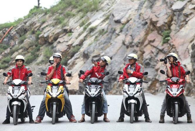 Hành trình xuyên Việt cùng Yamaha Foto Tour