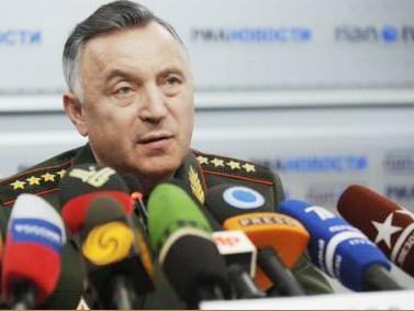 Tướng Nicolai Makarov  Ảnh:www.acus.org