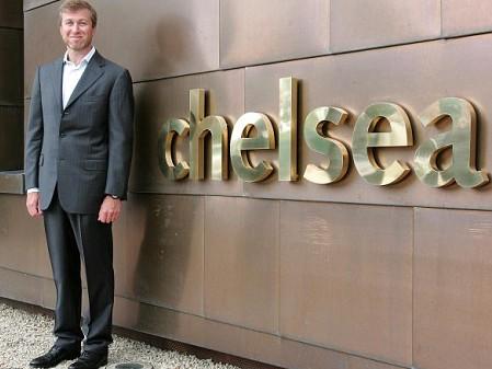 Tài sản khổng lồ của ông chủ Chelsea
