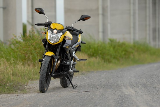 Notus SI125R – Naked-bike nội giá rẻ