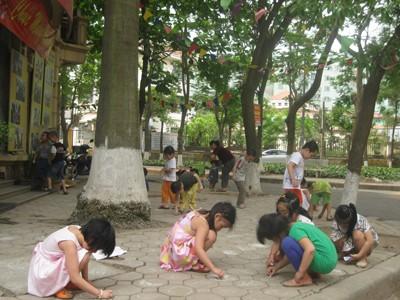 Khu đô thị mới Hà Nội: Bùng phát mầm non tư thục