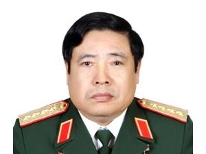 Tiểu sử tóm tắt của đồng chí Phùng Quang Thanh
