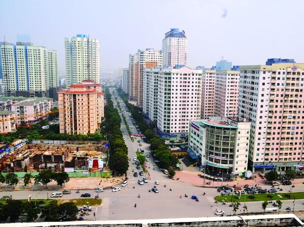 Những năm tới sẽ đẩy mạnh đấu giá đất, lấy tiền phát triển đô thị