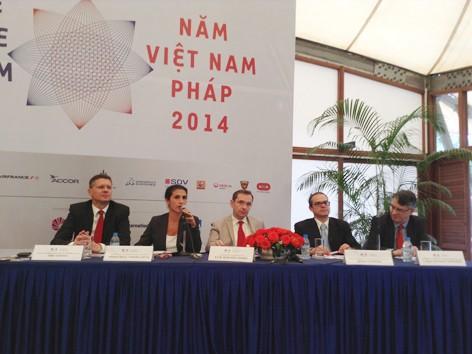 Nhiều sự kiện đáng chú ý trong Năm Pháp tại Việt Nam