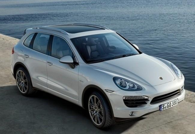 Porsche Cayenne vướng vào thu hồi tại Việt Nam
