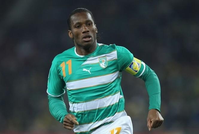 Marseille gây sốc với ý định đưa Drogba về lại nước Pháp