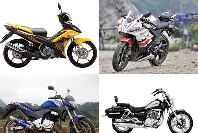 Những xe máy côn tay nổi bật năm 2012 (P2)