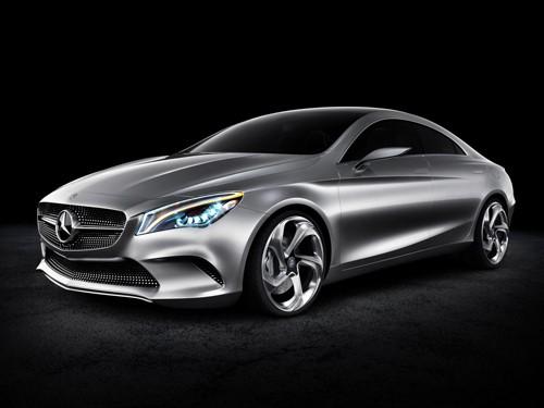 Mercedes-Benz CSC chính thức xuất hiện