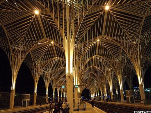 Những công trình kiến trúc 'khủng' nhất thế giới