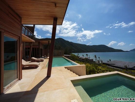 VN có 5 trong 9 khu nghỉ dưỡng đẹp nhất Biển Đông