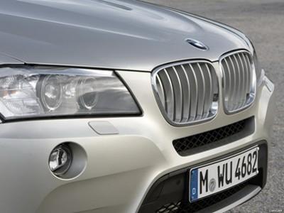 BMW vén màn X3 phiên bản mới