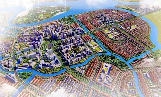 Thừa Thiên – Huế: Quy hoạch khu đô thị 3.400ha
