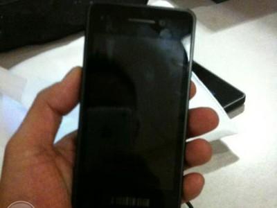 BlackBerry 10 cảm ứng hoàn toàn