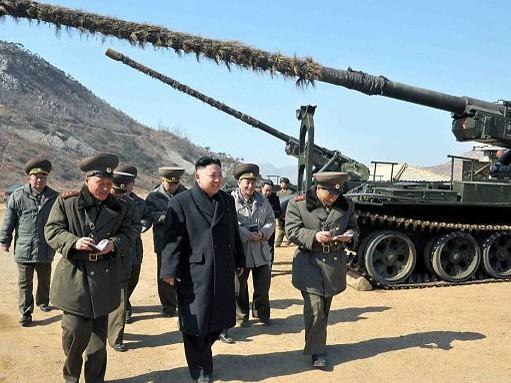 Triều Tiên dọa 'trả đũa tàn nhẫn' Hàn Quốc và Mỹ