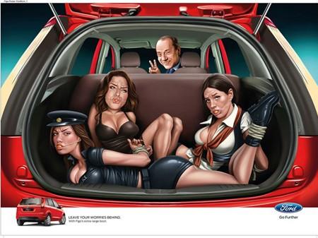 Ford bị 'ném đá' vì quảng cáo phản cảm tại Ấn Độ