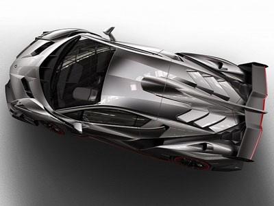 Siêu bò Lamborghini Veneno chỉ tồn tại 3 chiếc