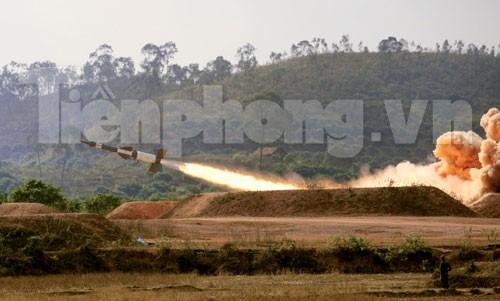 Xem 'Nỏ liên châu' S-125 Pechora truy kích phá địch