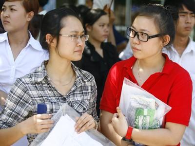 Nhiều trường có hồ sơ đăng ký 'khủng' nhưng điểm chuẩn thấp