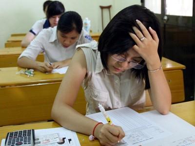 Nhiều trường đại học tuyển sinh khối A1