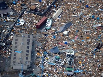 Nhật Bản từng bị tàn phá nặng nề bởi trận động đất hồi tháng 3-2011