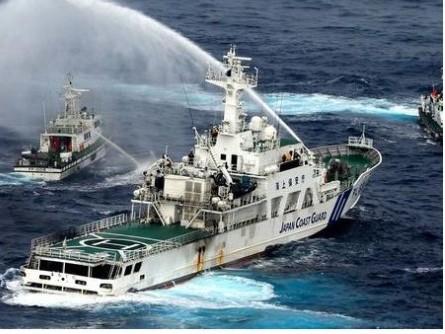 Tàu Trung Quốc lại xâm nhập Điếu Ngư/Senkaku