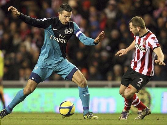 Arsenal không thể vượt qua Sunderland tại FA Cup