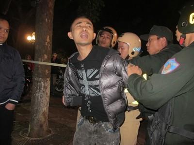 141 bị tố đánh gẫy quai hàm người dân