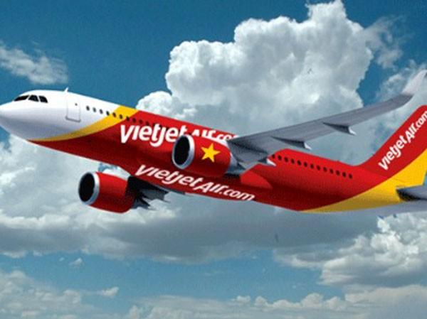 VietJetAir bán 10.000 vé giá 10.000 đồng