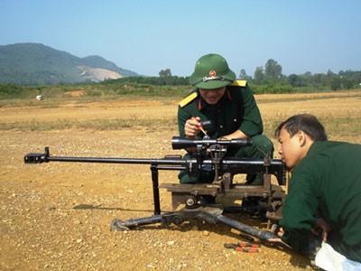 Việt Nam chế tạo kính ngắm cho súng bắn tỉa