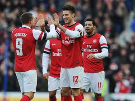 Arsenal sẽ đến Việt Nam vào tháng 7