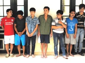 Nổ súng bắt sới bạc ở Hà Nội