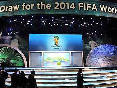 Vòng bảng World Cup 2014: Ông lớn hài lòng!