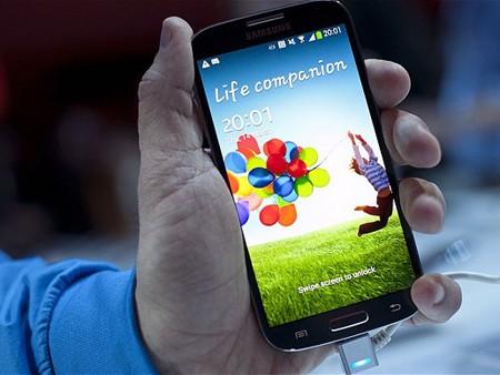 Galaxy S4: mẫu smartphone nhanh nhất từ trước đến nay