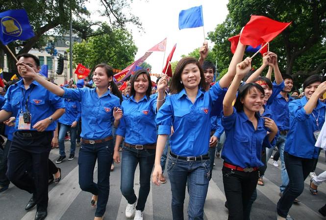 Thanh niên luôn là lực lượng nòng cốt trong mọi phong trào. Ảnh: Xuân Phú