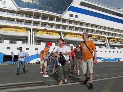 Khách du lịch quốc tế đến Vũng Tàu