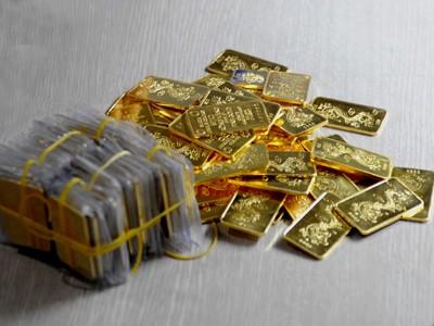 Đấu thầu 26.000 lượng vàng miếng: Bình ổn ngược?