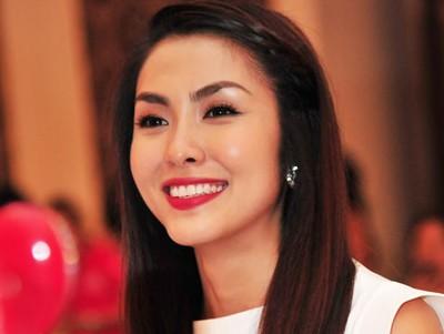Thời trang tóc của Tăng Thanh Hà