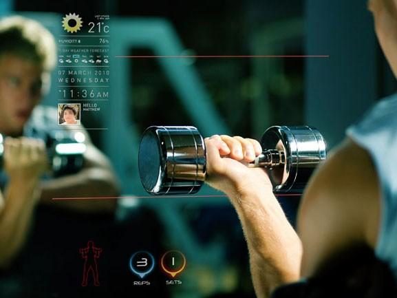 Cùng soi thử gương siêu đa năng Cybertecture